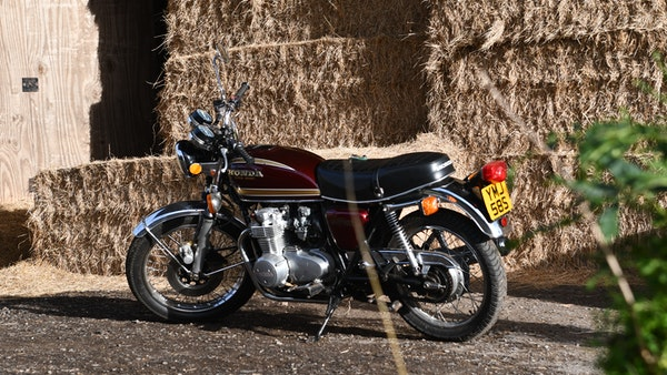 RESERVE REMOVED - 1978 Honda CB550F Super Sport For Sale (picture 8 of 66)