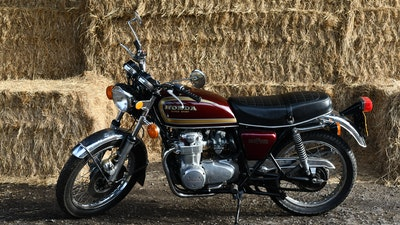 RESERVE REMOVED - 1978 Honda CB550F Super Sport