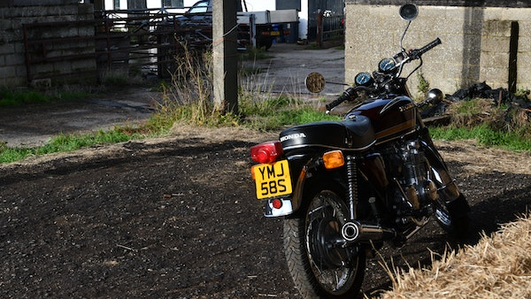 RESERVE REMOVED - 1978 Honda CB550F Super Sport For Sale (picture 10 of 66)