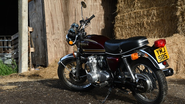 RESERVE REMOVED - 1978 Honda CB550F Super Sport For Sale (picture 5 of 66)