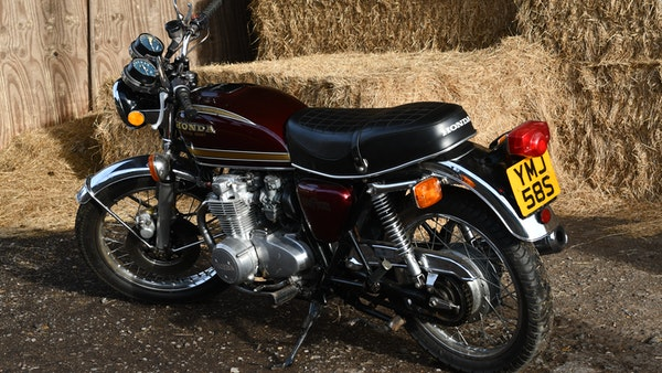 RESERVE REMOVED - 1978 Honda CB550F Super Sport For Sale (picture 4 of 66)