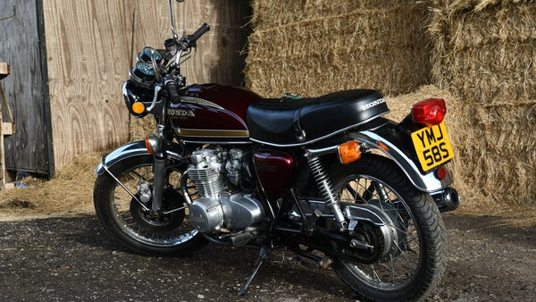 RESERVE REMOVED - 1978 Honda CB550F Super Sport For Sale (picture 11 of 66)