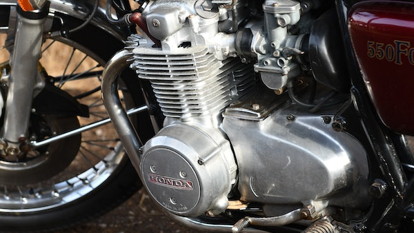 RESERVE REMOVED - 1978 Honda CB550F Super Sport For Sale (picture 56 of 66)