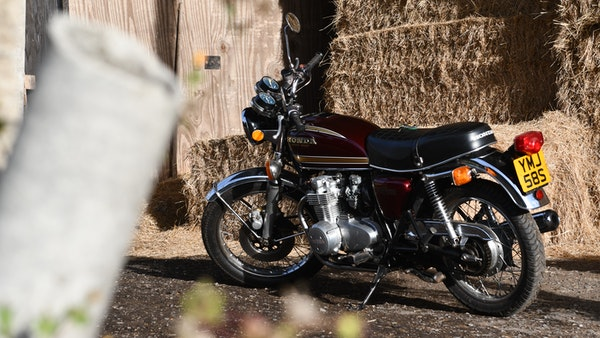 RESERVE REMOVED - 1978 Honda CB550F Super Sport For Sale (picture 6 of 66)