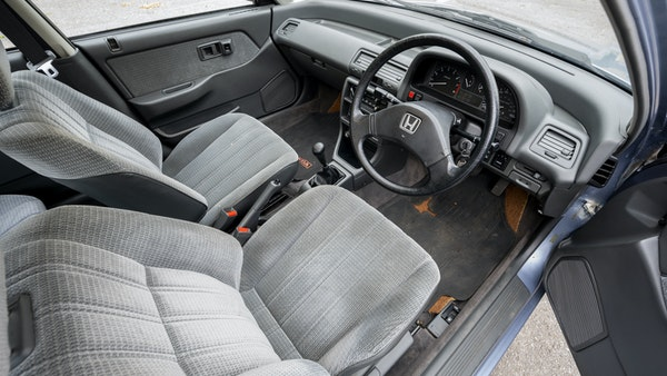 1992 Honda Civic For Sale (picture 40 of 168)