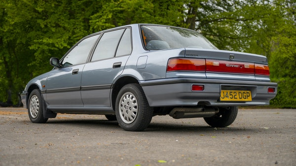 1992 Honda Civic For Sale (picture 9 of 168)