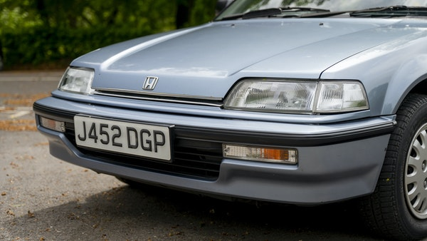 1992 Honda Civic For Sale (picture 101 of 168)