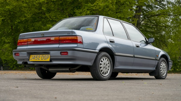 1992 Honda Civic For Sale (picture 13 of 168)