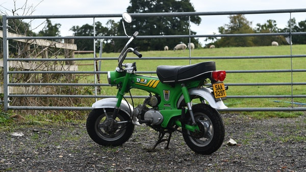 1979 Honda ST70 Dax For Sale (picture 3 of 68)