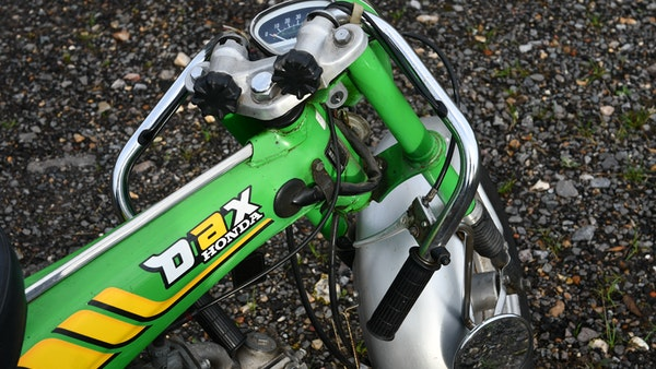 1979 Honda ST70 Dax For Sale (picture 42 of 68)
