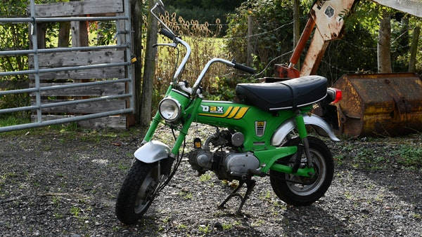 1979 Honda ST70 Dax For Sale (picture 12 of 68)