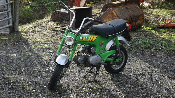1979 Honda ST70 Dax For Sale (picture 11 of 68)