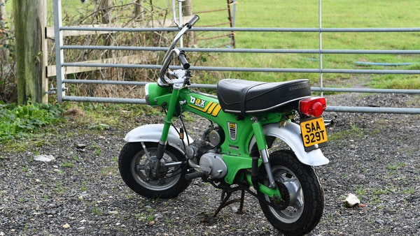 1979 Honda ST70 Dax For Sale (picture 7 of 68)