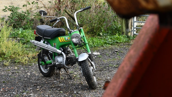 1979 Honda ST70 Dax For Sale (picture 10 of 68)