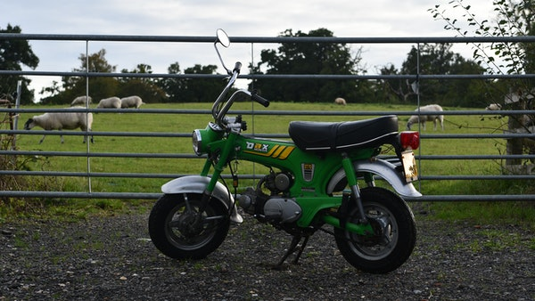 1979 Honda ST70 Dax For Sale (picture 14 of 68)