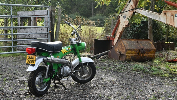 1979 Honda ST70 Dax For Sale (picture 8 of 68)