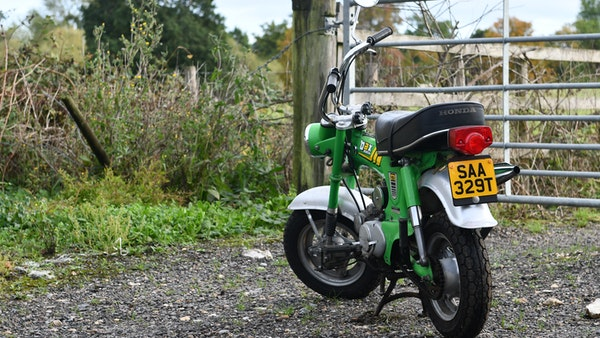 1979 Honda ST70 Dax For Sale (picture 4 of 68)