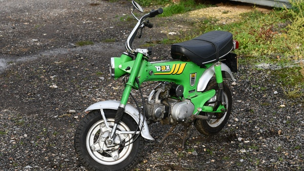 1979 Honda ST70 Dax For Sale (picture 5 of 68)