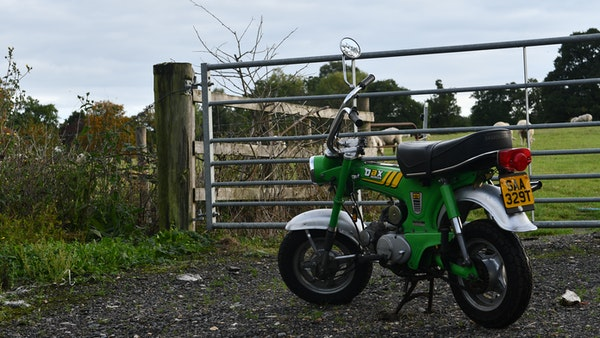 1979 Honda ST70 Dax For Sale (picture 13 of 68)