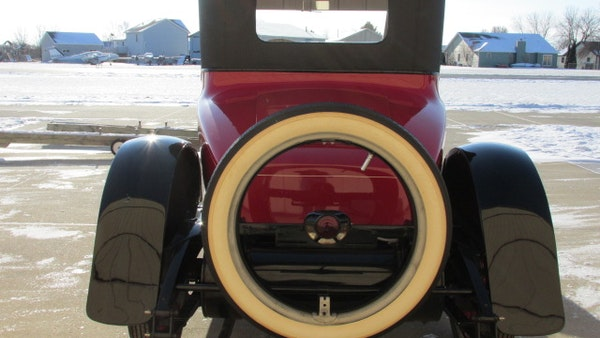 RESERVE LOWERED - 1922 Hupmobile Roadster Coupé For Sale (picture 11 of 32)