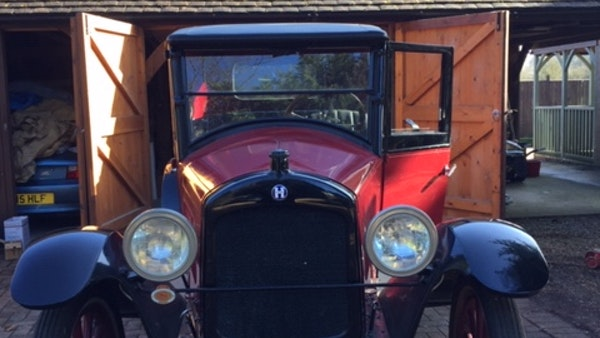 RESERVE LOWERED - 1922 Hupmobile Roadster Coupé For Sale (picture 7 of 32)