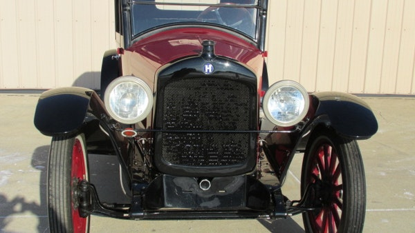 RESERVE LOWERED - 1922 Hupmobile Roadster Coupé For Sale (picture 6 of 32)