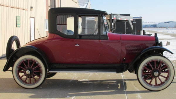 RESERVE LOWERED - 1922 Hupmobile Roadster Coupé For Sale (picture 1 of 32)