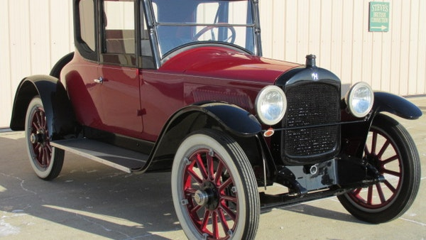 RESERVE LOWERED - 1922 Hupmobile Roadster Coupé For Sale (picture 4 of 32)