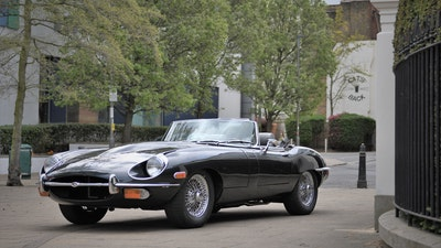 1969 Jaguar E-Type 4.2