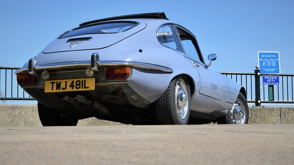 RESERVE LOWERED - 1972 Jaguar E-Type V12 For Sale (picture 14 of 148)
