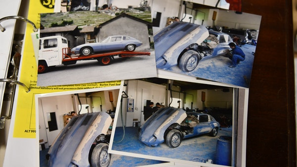 RESERVE LOWERED - 1972 Jaguar E-Type V12 For Sale (picture 121 of 148)