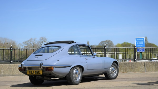 RESERVE LOWERED - 1972 Jaguar E-Type V12 For Sale (picture 12 of 148)