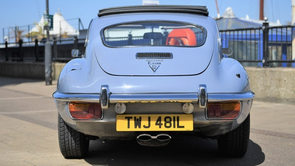 RESERVE LOWERED - 1972 Jaguar E-Type V12 For Sale (picture 7 of 148)
