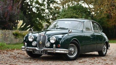 1962 Jaguar Mark 2