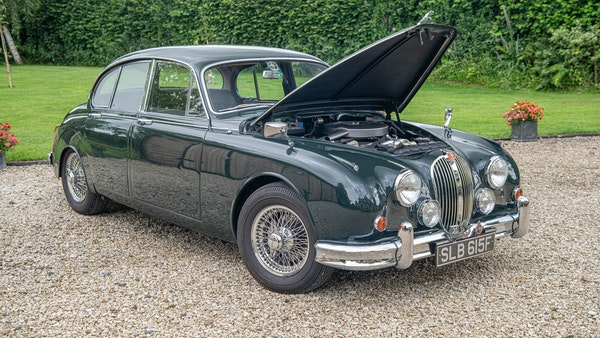 1967 Jaguar MkII For Sale (picture 13 of 89)