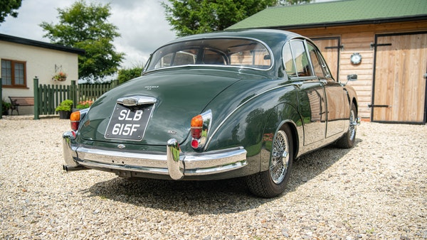 1967 Jaguar MkII For Sale (picture 21 of 89)