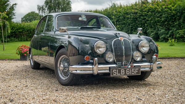 1967 Jaguar MkII For Sale (picture 1 of 89)