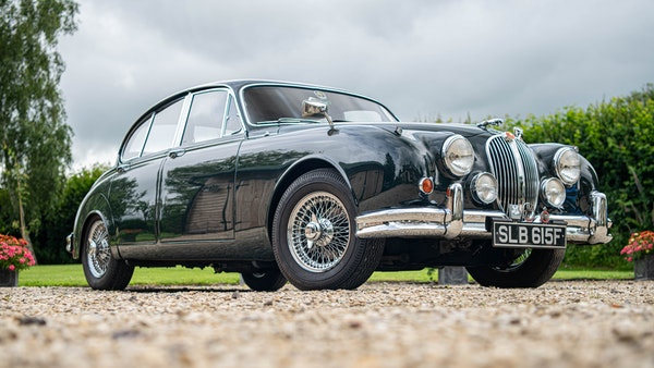 1967 Jaguar MkII For Sale (picture 4 of 89)