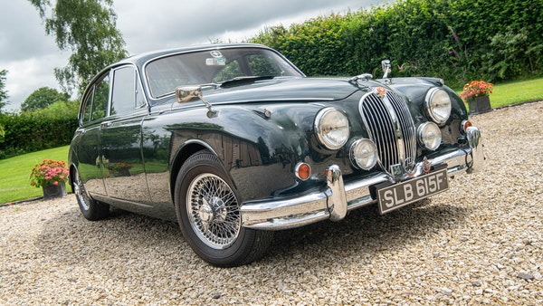1967 Jaguar MkII For Sale (picture 9 of 89)