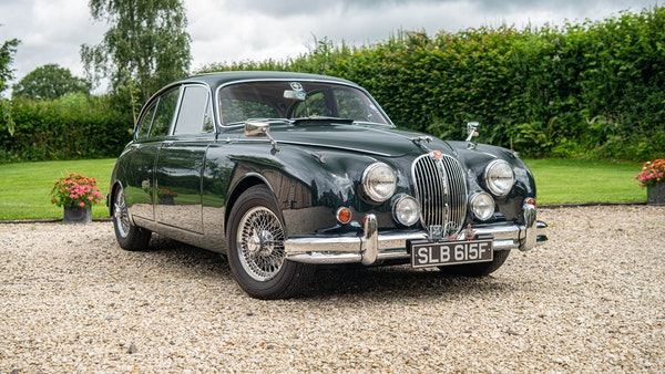 1967 Jaguar MkII For Sale (picture 7 of 89)