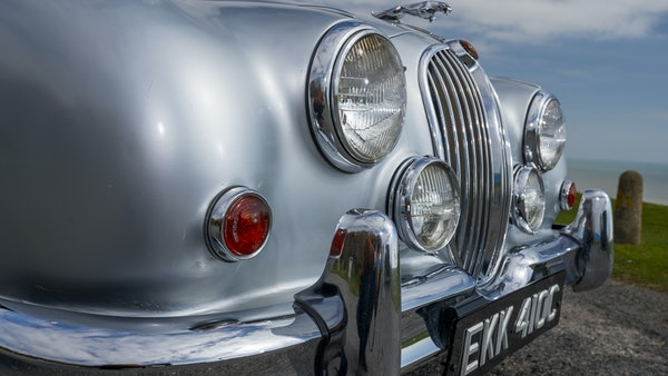 1965 Jaguar MkII 2.4 For Sale (picture 107 of 187)