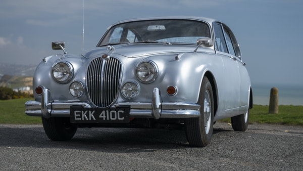 1965 Jaguar MkII 2.4 For Sale (picture 19 of 187)