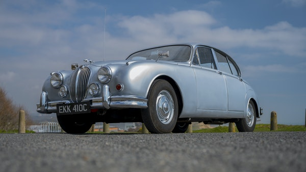 1965 Jaguar MkII 2.4 For Sale (picture 5 of 187)