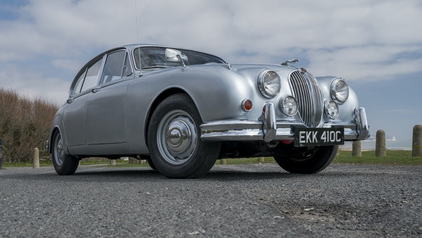 1965 Jaguar MkII 2.4 For Sale (picture 6 of 187)