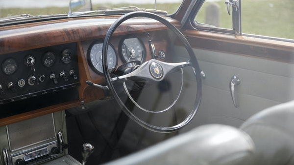 1965 Jaguar MkII 2.4 For Sale (picture 29 of 187)