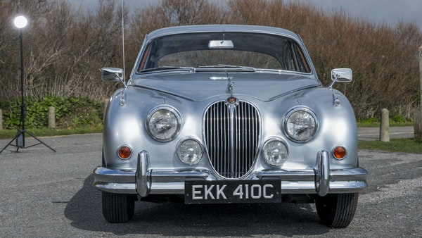1965 Jaguar MkII 2.4 For Sale (picture 17 of 187)