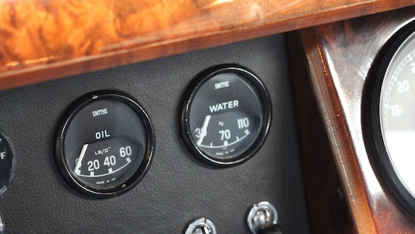1964 Jaguar MK II 3.8 For Sale (picture 36 of 222)
