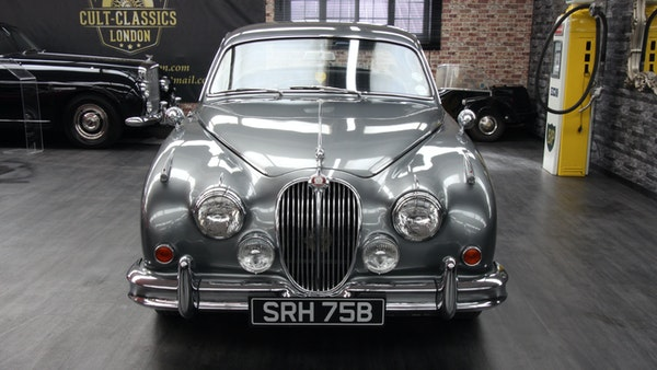 1964 Jaguar MK II 3.8 For Sale (picture 5 of 222)