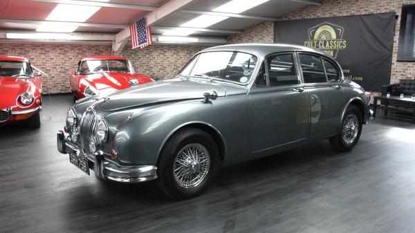 1964 Jaguar MK II 3.8 For Sale (picture 12 of 222)