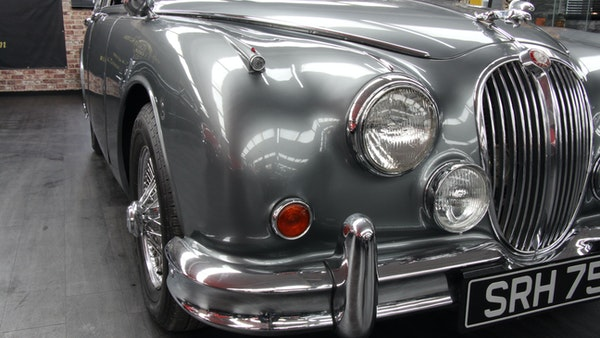 1964 Jaguar MK II 3.8 For Sale (picture 101 of 222)